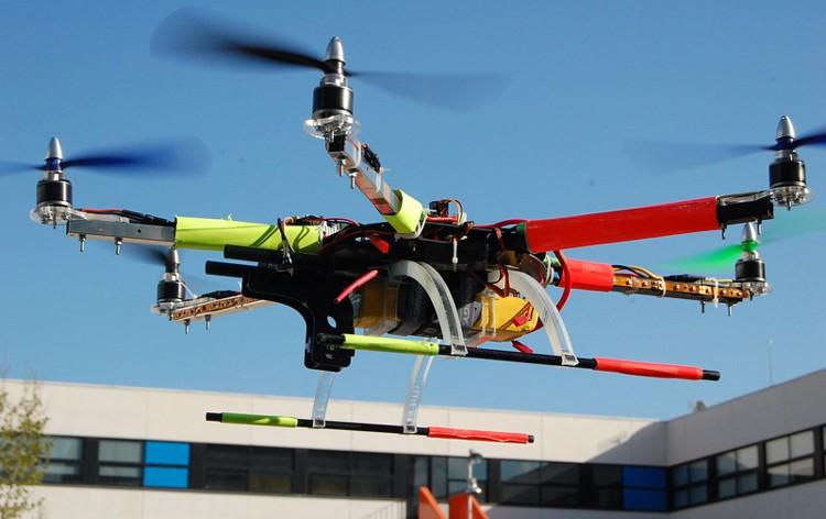 La industria de los drones prohibir o desarrollar