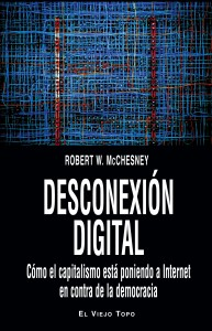 libro Desconexión digital robert mcchesney
